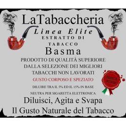 AROMI LA TABACCHERIA 10ML LINEA ELITE BASMA